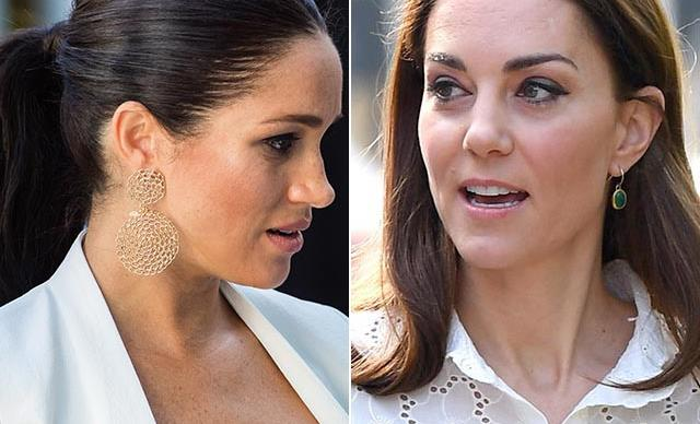The subtle way Kate Middleton could be attempting to outshine Meghan Markle