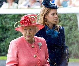 "Awkward... The Queen reportedly banned this ""yuppie"" name originally picked out for Princess Beatrice"