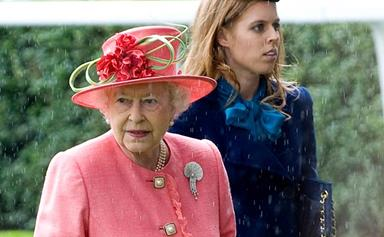 """Awkward... The Queen reportedly banned this """"yuppie"""" name originally picked out for Princess Beatrice"""