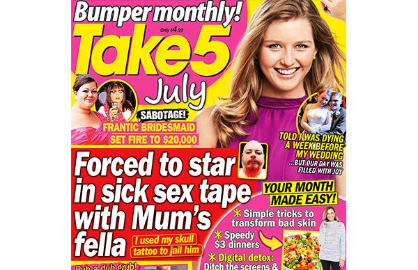 Take 5 Bumper Monthly July Issue