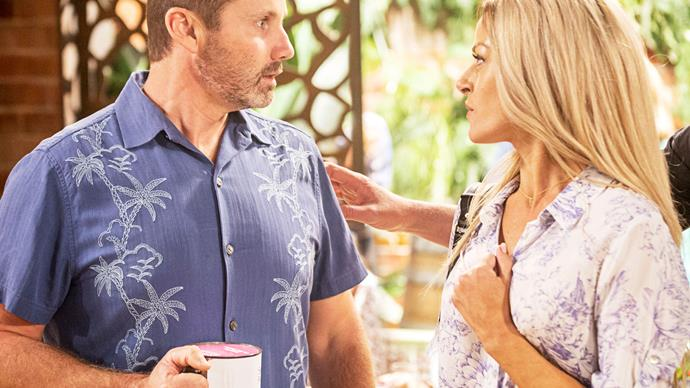 Andrea returns to Neighbours! Will she lead Toadie to Dee?
