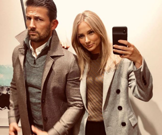 Is long distance finally taking its toll on Tim Robards and Anna Heinrich?