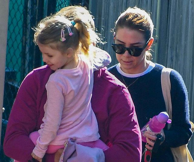 EXCLUSIVE PICS: Kate Ritchie and Stuart Webb's rare public outing amid rumoured marriage woes