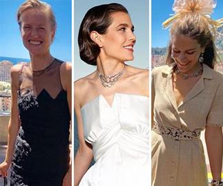 Royal wedding gone rogue: Why the outfits from Charlotte Casiraghi's wedding were like nothing we expected