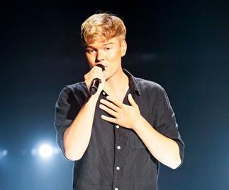"""EXCLUSIVE: The Voice Australia's Jack Vidgen reveals """"'I hit rock bottom!"""""""