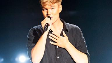 "EXCLUSIVE: The Voice Australia's Jack Vidgen reveals ""'I hit rock bottom!"""