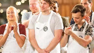 The truth behind Simon's MasterChef Mystery Box win