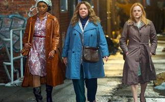 Melissa McCarthy & Elisabeth Moss take charge in 'The Kitchen' trailer