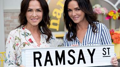 They're back! The infamous Blakeney Twins return to Neighbours
