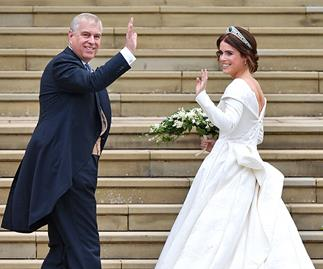 REVEALED: The sweet name Princess Eugenie calls her father Prince Andrew