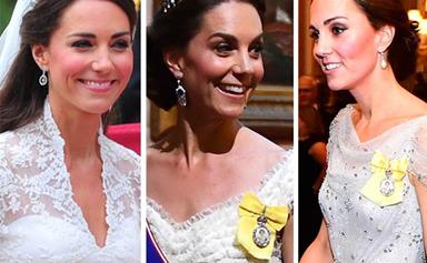 Duchess Catherine's best tiara moments of all time