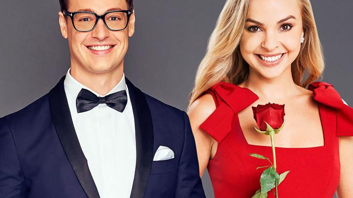 Bachelor Matt Agnew and Bachelorette Angie Kent give TV WEEK a peek into their journeys