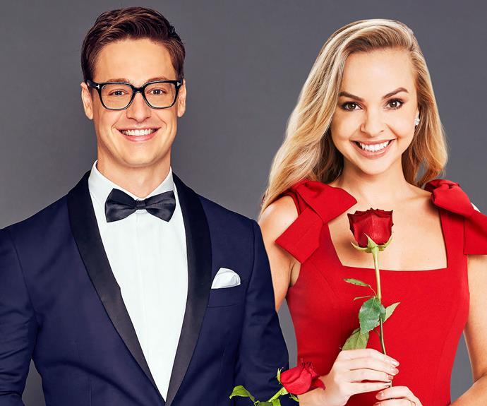Bachelor Matt Agnew and Bachelorette Angie Kent give TV WEEK a peek into their journeys