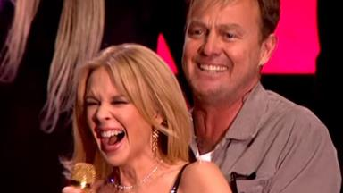 """Jason Donovan's adorable video message to Kylie Minogue: """"I wish you all the luck and love in the world"""""""