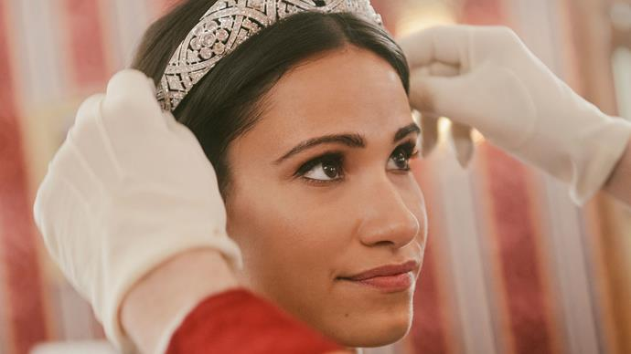 Becoming Royal star Tiffany Smith spills on being mistaken for Meghan Markle at Kensington Palace