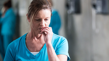 Wentworth's Kaz pays the price for taking on Marie