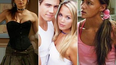 Style the flamin' crows! Home and Away's most iconic fashion moments of all time