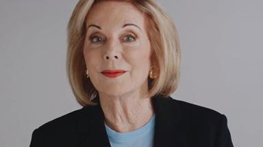 Ita Buttrose and Jennifer Byrne join forces to raise awareness for osteoporosis