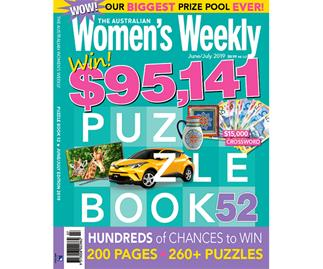 The Australian Women's Weekly Puzzle Book Issue 52