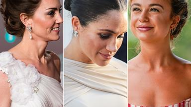 Royally sleek: The best royal up-do hairstyles of all time