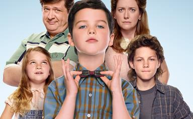 The cast of Young Sheldon to attend the 2019 TV WEEK Logie Awards