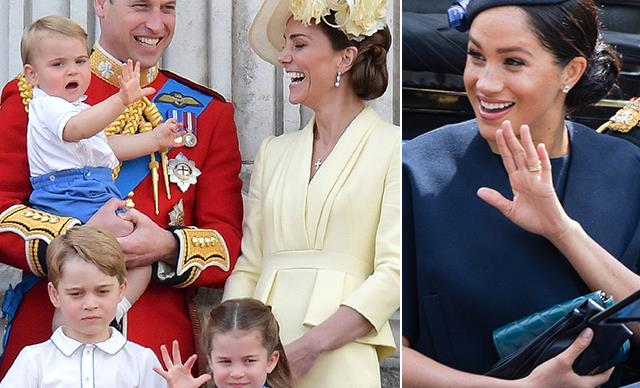 Trooping the Colour 2019: See the royals celebrate - and watch Prince Louis make his grand balcony debut!