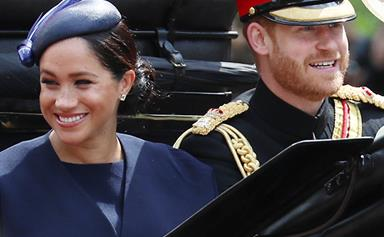 She's back! Meghan Markle's stunning arrival at Trooping the Colour included a sweet tribute from Kate Middleton