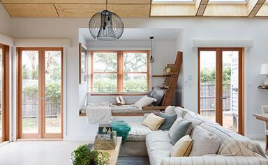 House Rules: Katie and Alex's country home before and after