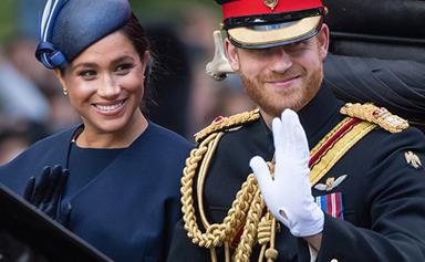 The non-traditional parenting move Prince Harry and Duchess Meghan are making