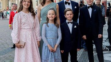 Crown Princess Mary and Crown Prince Frederik's best family photos