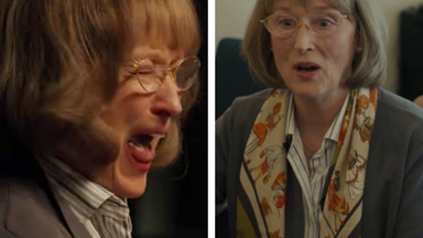Meryl Streep's blood-curdling scream on Big Little Lies' Season 2 premiere is seriously terrifying