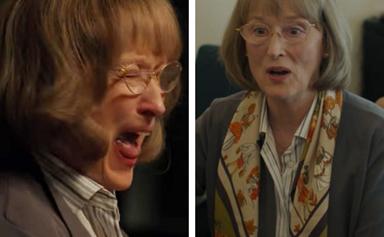 Meryl Streep's blood-curdling scream on Big Little Lies' Season 2 premiere is seriously terrifying