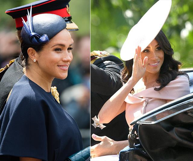 Why Duchess Meghan's Trooping the Colour appearance was so different to her first