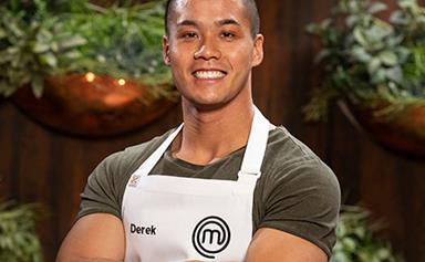 MasterChef's Derek responds to calls for him to be the next Bachelor