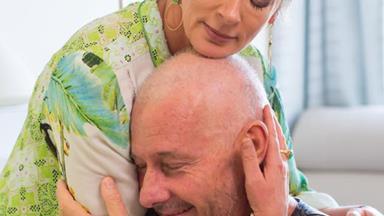 How Barry Du Bois left Amanda Keller in awe as he fights his second cancer battle
