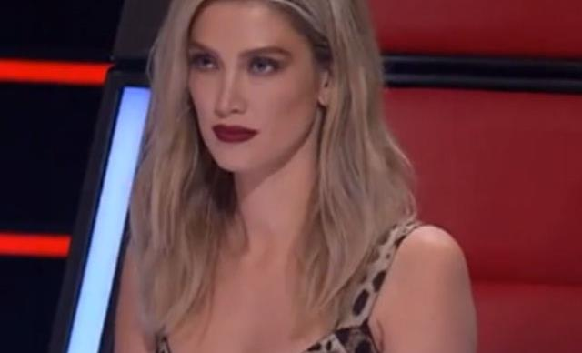 "The Voice coach Delta Goodrem busted in ""cheating"" scandal"