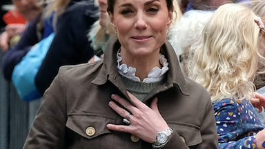 Duchess Catherine transforms her look for visit to Cumbria with Wills - see the amazing new pics