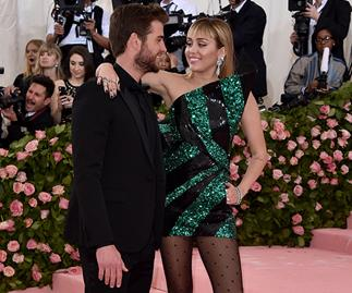Miley Cyrus celebrates her 10 year anniversary with Liam Hemsworth with adorable throwback snaps