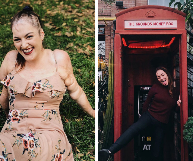 Sophie Delezio reveals all about her incredible new London life - and she couldn't be happier!