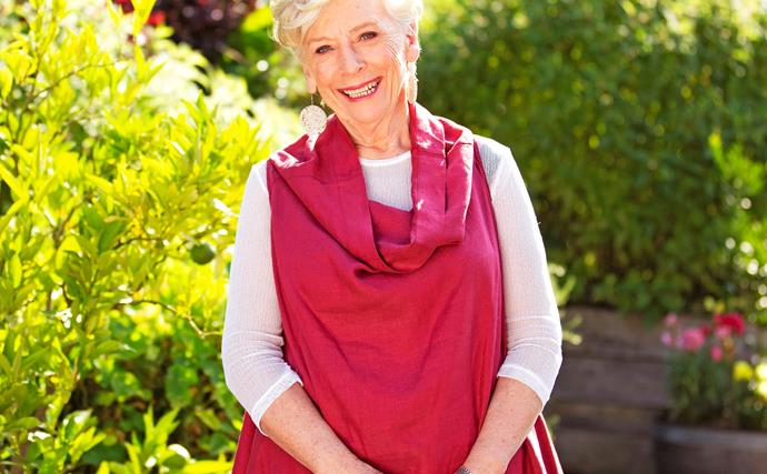Maggie Beer spills the beans on her MasterChef Australia experience – and her home eating habits