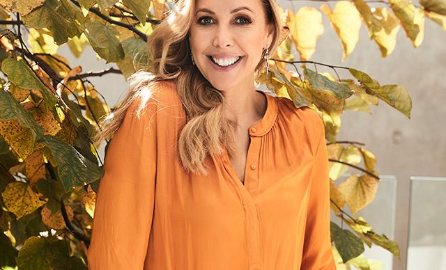 Getaway's Catriona Rowntree reveals her unusual exercise hack: She works out naked when she gets out of the shower!