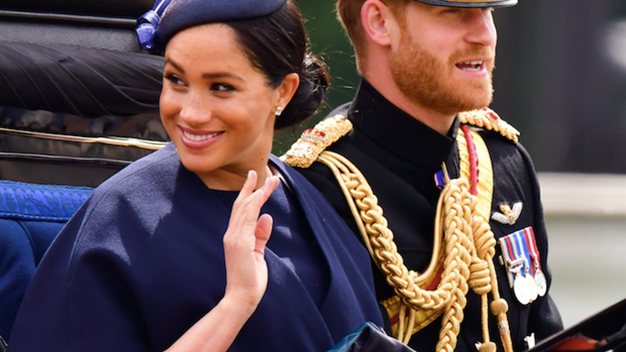 The meaning behind Meghan Markle's mysterious new ring has finally emerged, and it'll melt your heart