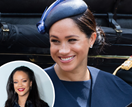 You can stand under my (friendship) umbrella, Meghan! Duchess Meghan forges unlikely bond with Rihanna