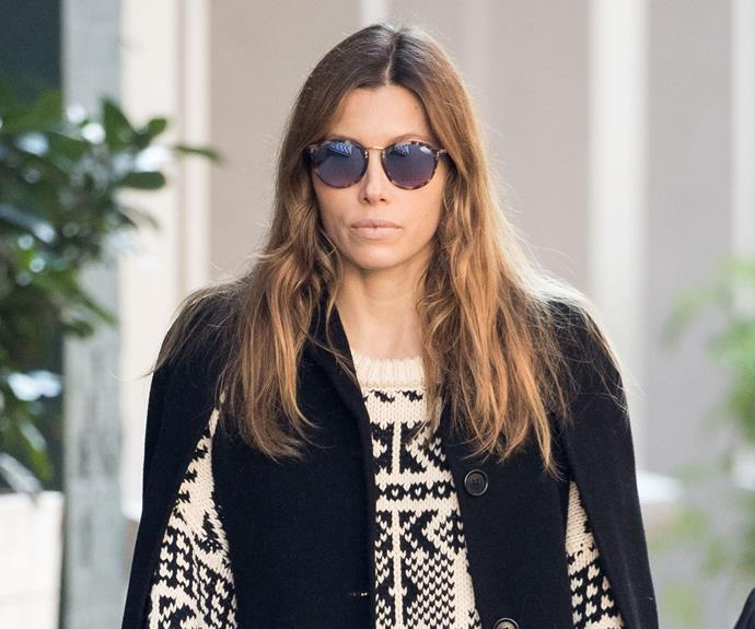 Jessica Biel tries to backtrack on the whole anti-vaxxer thing and it's NOT great at all