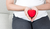 Pregnancy can be a stress test for the heart