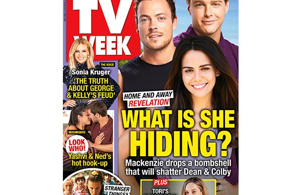 TV WEEK Puzzles Issue 25