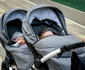 10 of the best double prams in Australia