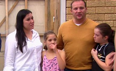 EXCLUSIVE: How the House Rules teams are helping Graeme McPake and his family rebuild their home