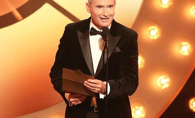 Dave Hughes has left some big shoes to fill! Who will open the TV WEEK Logies in 2019?