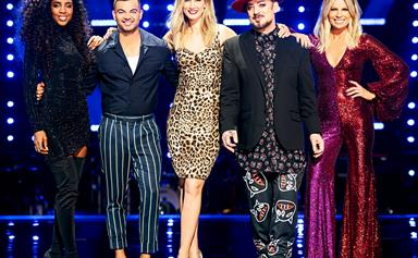 """The Voice Australia's Sonia Kruger: """"The truth about George and Kelly's feud"""""""